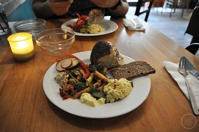 Berlin Food Diary Morgenrot Buffet