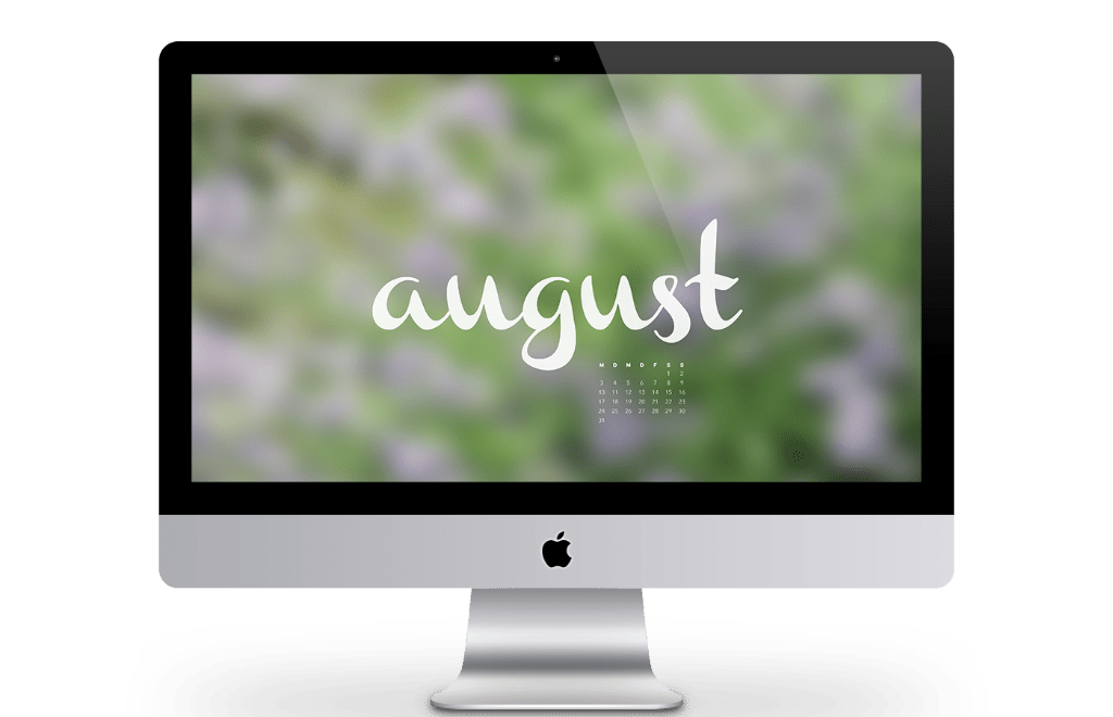 Wallpaper August 2015