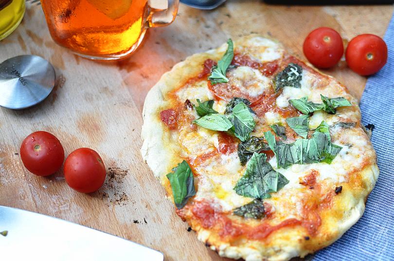 3 Veggie-Pizzabeläge