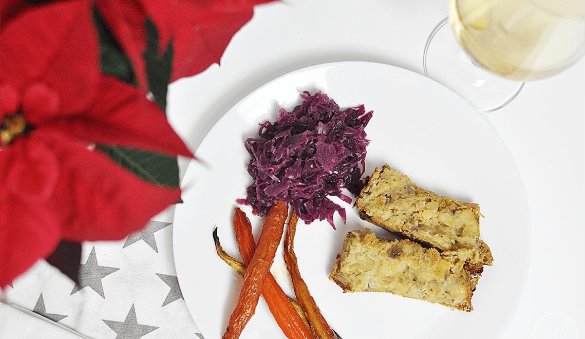 #healthyxmasfood Gemüse-Maroni-Braten