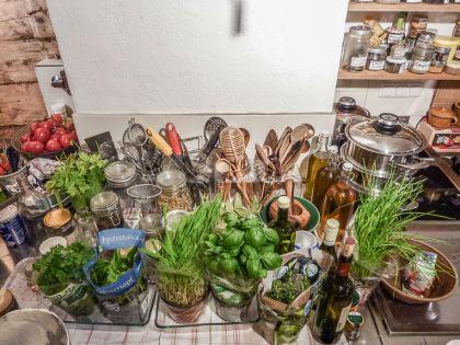 Biohotel Kurz Vegetarisches Frühstück