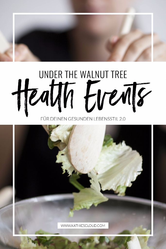 Under the Walnut Tree Health Events