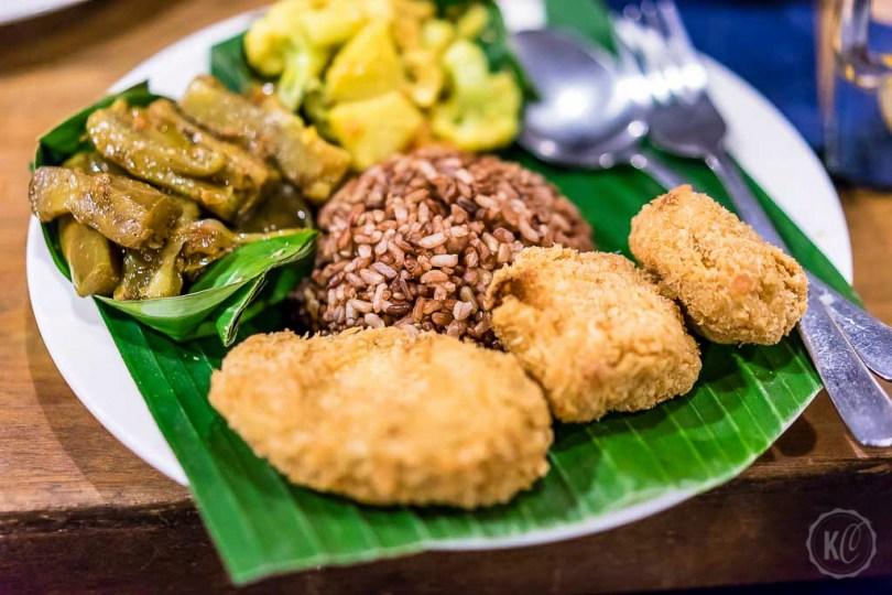 Vegan in Ubud - Warung Sopa