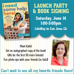 I Need Some Help Here Launch Party and Book Signing