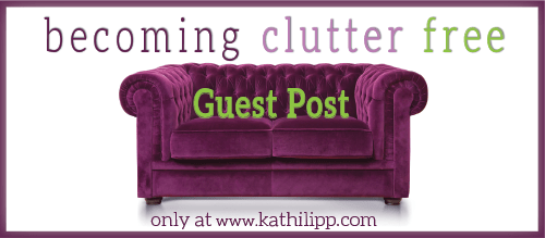 Becoming Clutter Free with Sharon Paavola