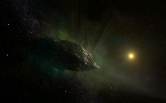 Ο διαστρικός κομήτης «Μπορίσοφ» έχει τελείως ασυνήθιστη χημική σύσταση   Η ΚΑΘΗΜΕΡΙΝΗ