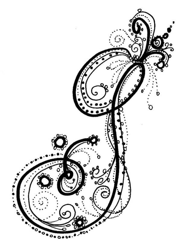 Images For Gt Fancy Cursive Fonts Alphabet For Tattoos
