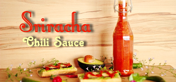 Sriracha Chili Sauce Rezept