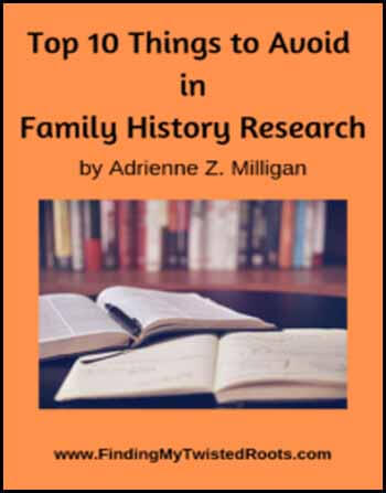Family History Blogger's Pit Stop #235