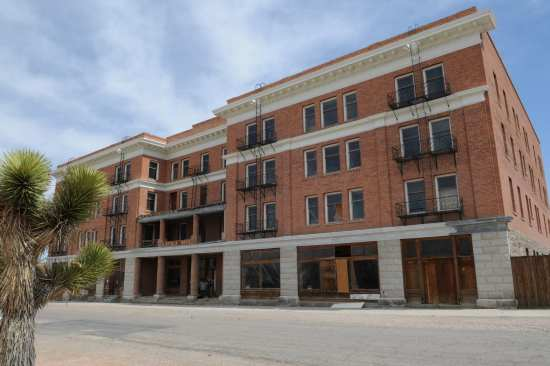 Goldfield Hotel by Ken M. Johns