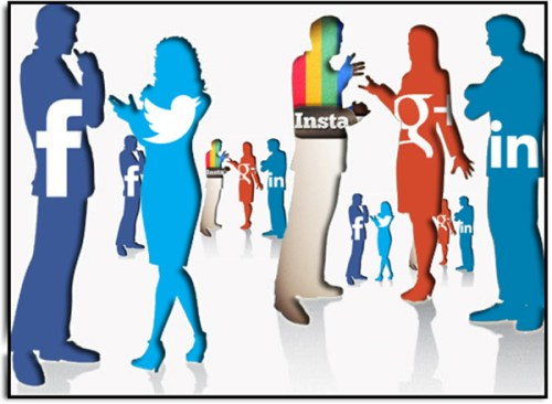 Image result for social media and networking