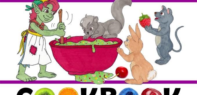 Hamilton Troll Cookbook Award Winning Author Kathleen J Shields educational books