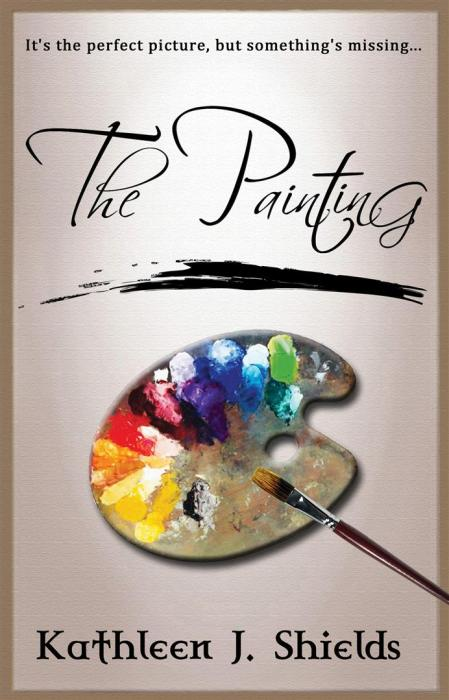 The Painting award winning book by author Kathleen J. Shields
