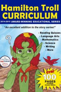 Hamilton Troll Curriculum Homeschool Workbook by Kathleen J. Shields