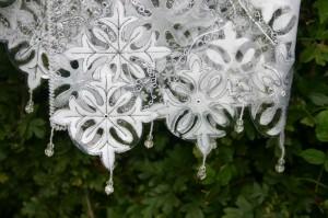 Snowflake Jacket in Detail