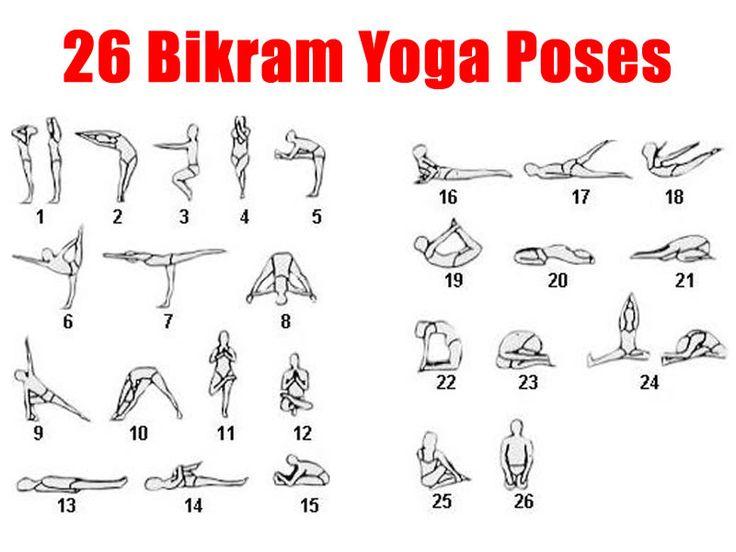 What Is Bikram Yoga Kathleen Loves Yoga
