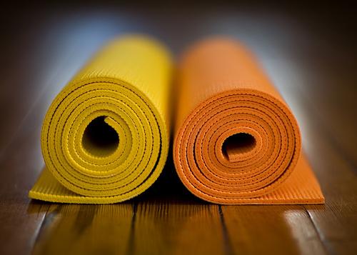 Bikram Yoga Mats