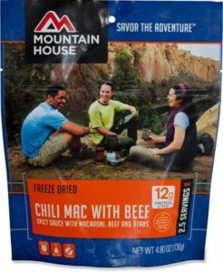 Mountain House Chili Mac