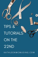 Tips & Tutorials on the 22nd