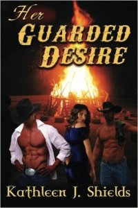 Her Guarded Desire author Kathleen J. Shields