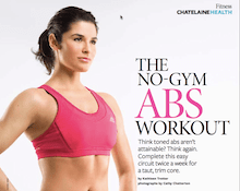 No-Gym Abs Workout