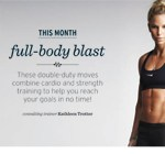 Chatelaine 10-minute boot camp