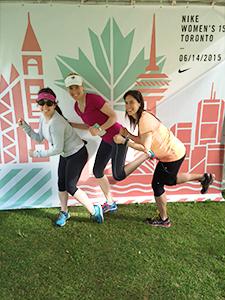 KT Nike Run 1