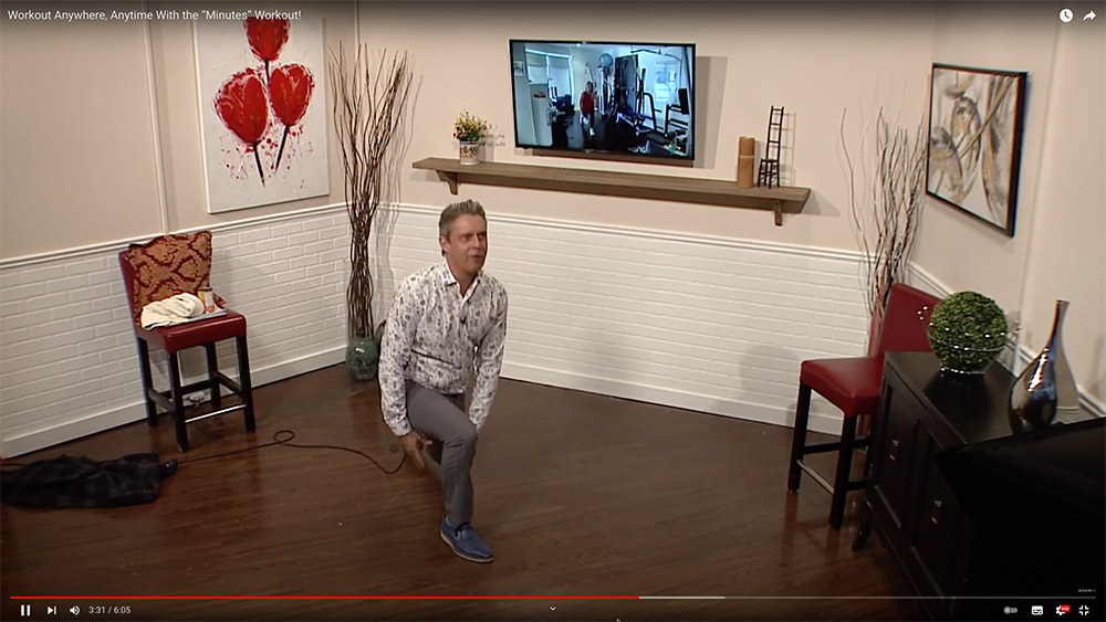 """Featured image for """"Rogers TV: The """"Minutes"""" workout"""""""