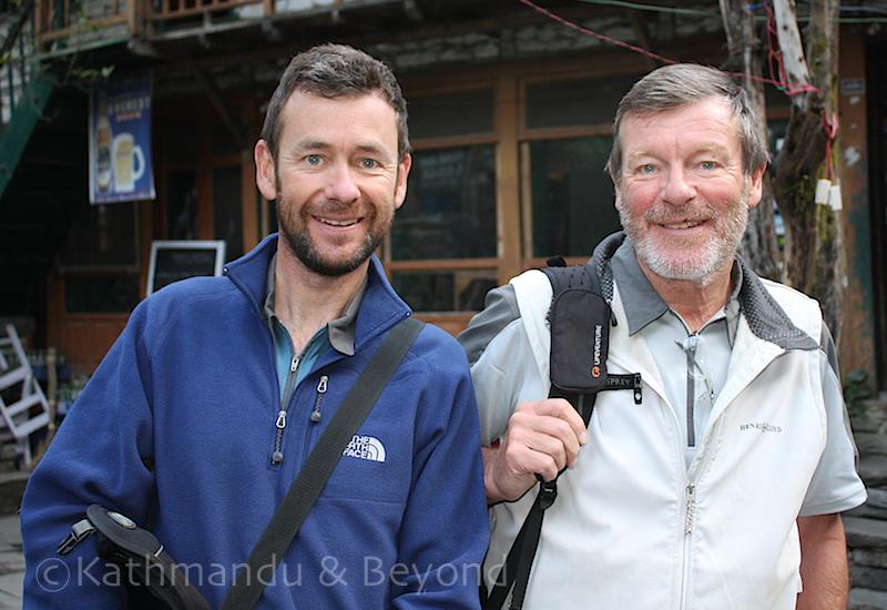 Bearded Trekkers Pokhara