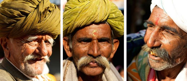 Hindu pilgrims Old City Varanasi India | Travel Shot