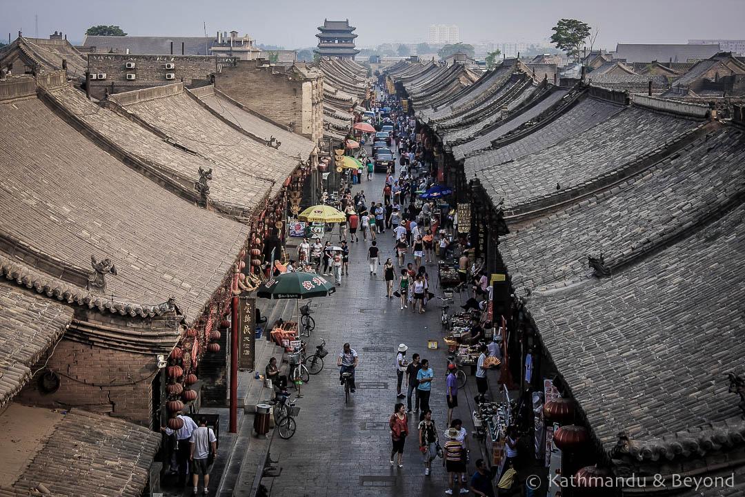 Travel Shot | The Ancient Walled Town of Pingyao | China