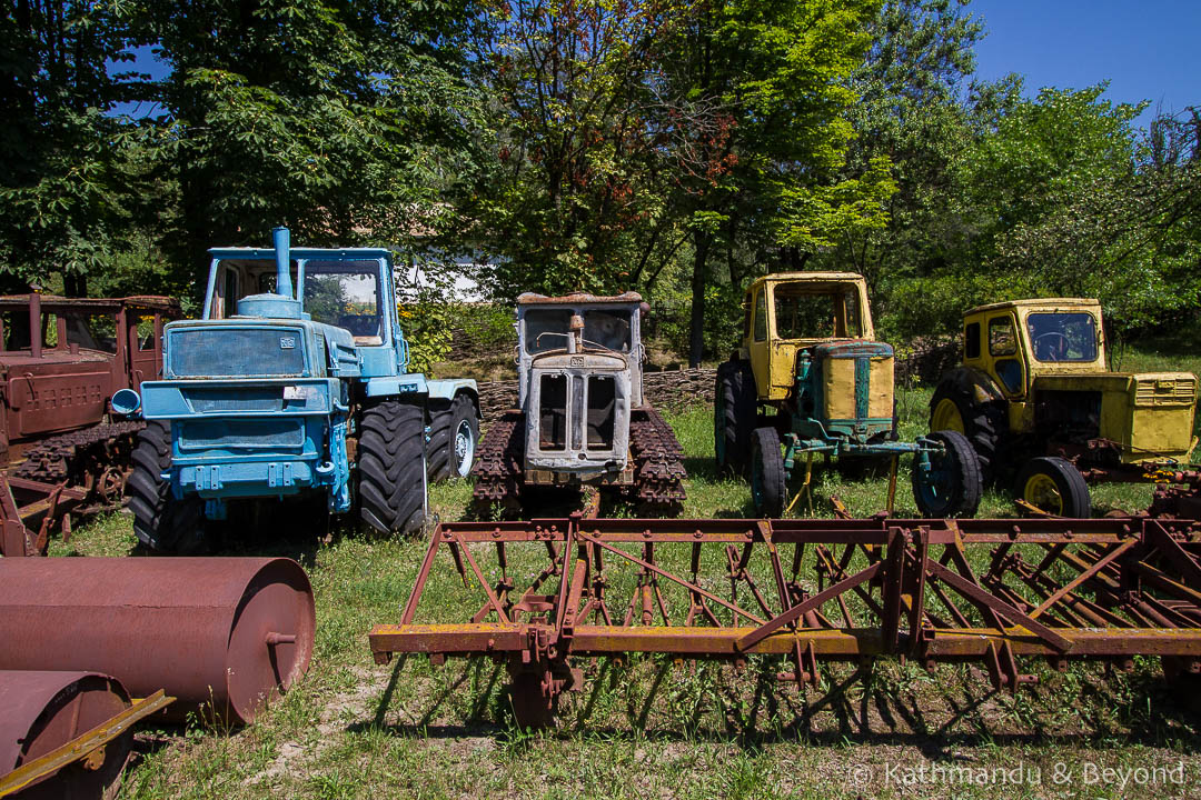 Bread Museum Mid-Dnipro Museum of Folk Architecture and Life Pereyaslav-Khmelnitsky Ukraine-8