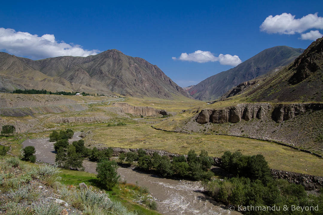 Essay about kyrgyzstan