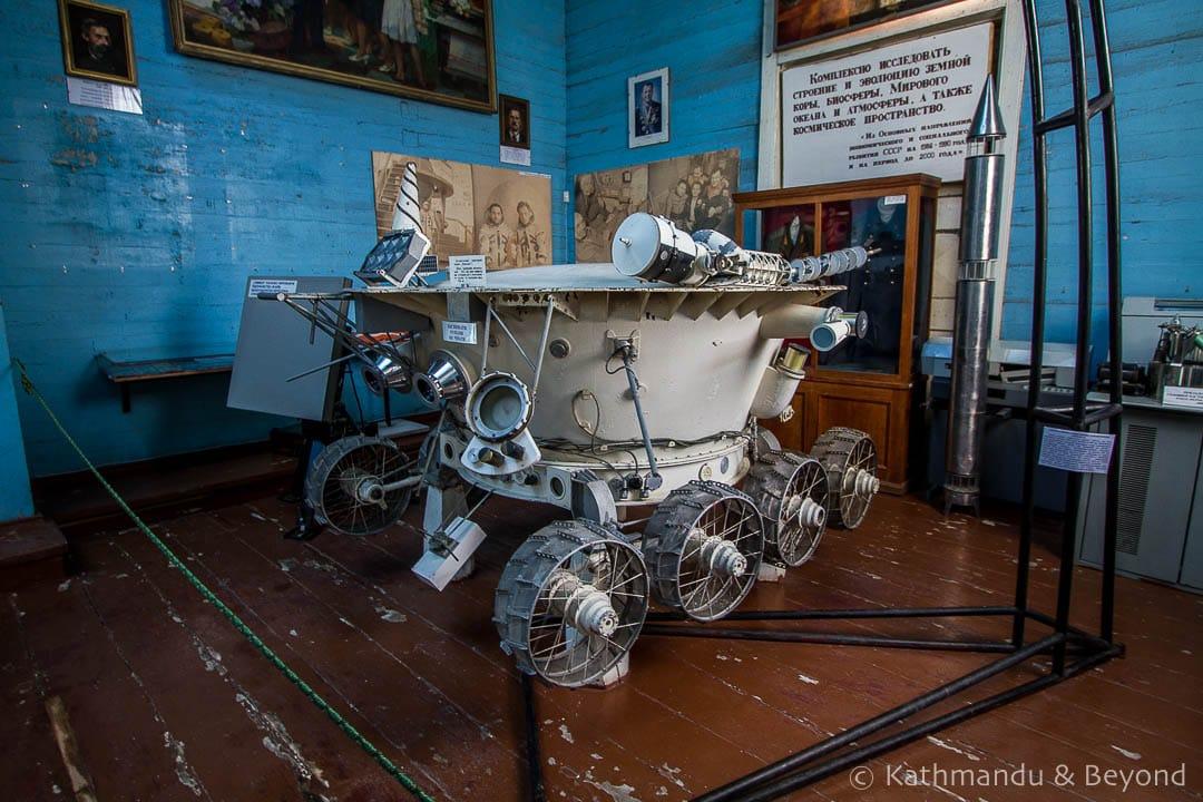 Space Museum Mid-Dnipro Museum of Folk Architecture and Life Pereyaslav-Khmelnitsky Ukraine-3