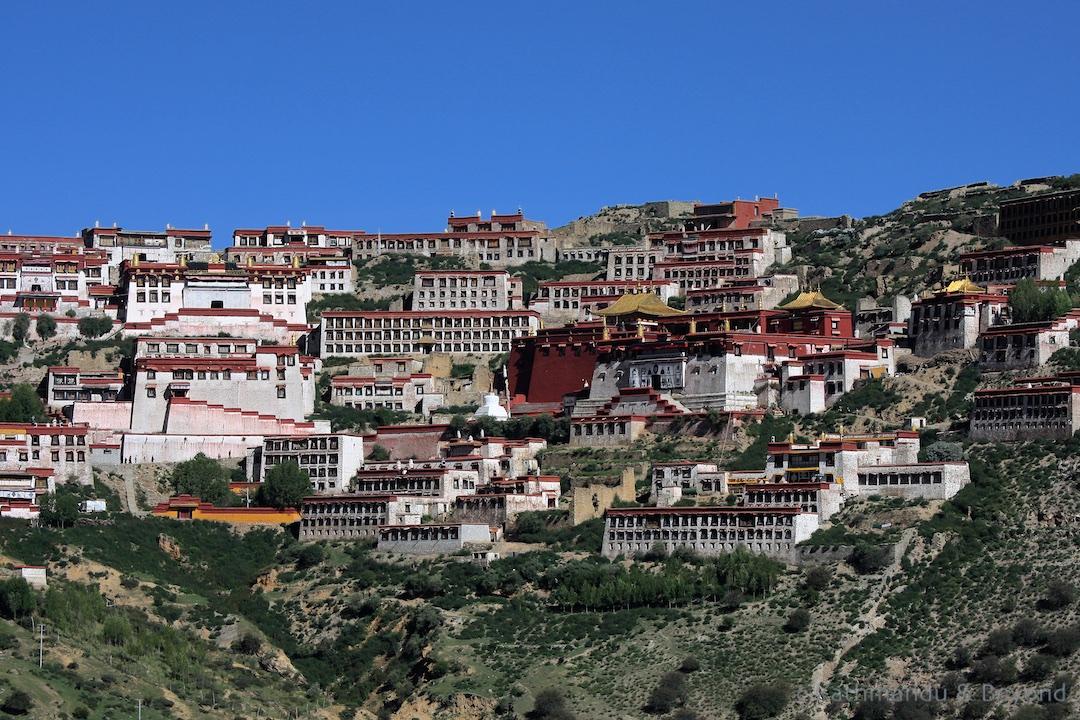 Ganden Monastery Lhasa Tibet 8
