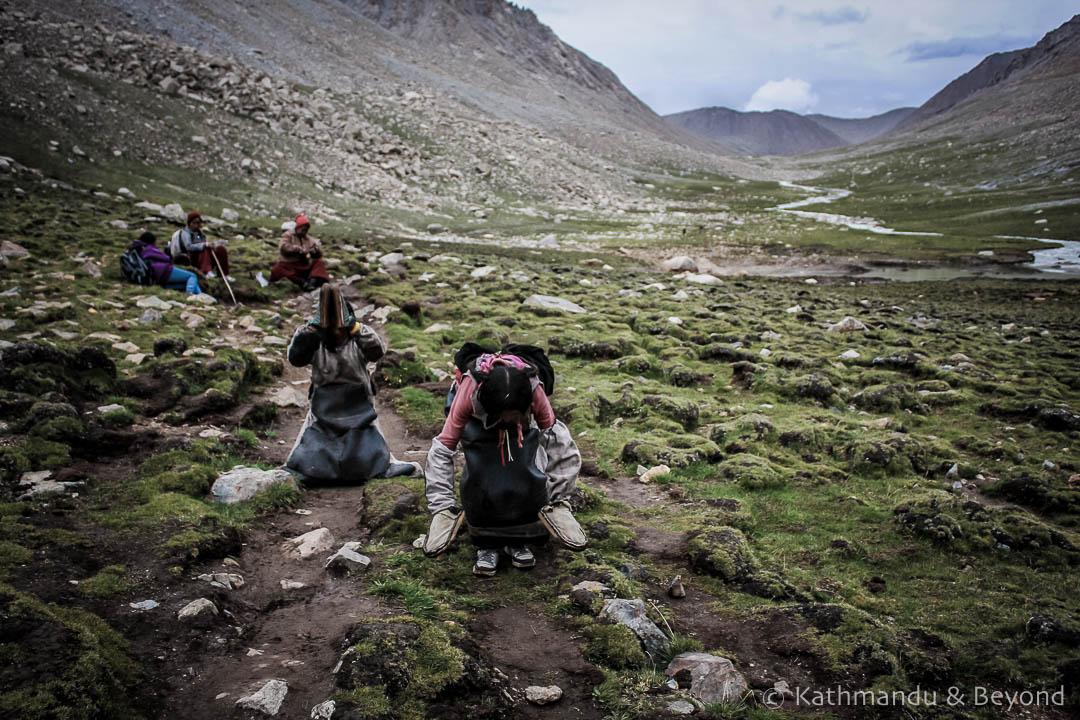 Mt Kailash trek Tibet 105