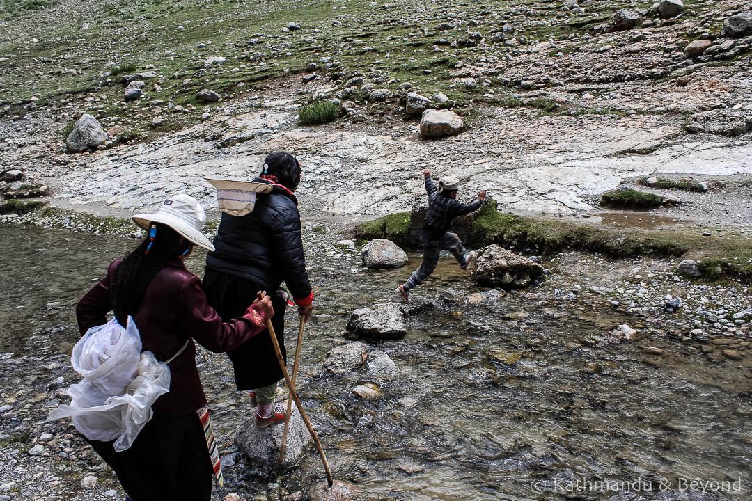 Mt Kailash trek Tibet 13