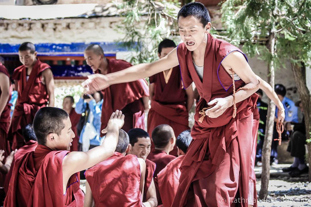 Sera Monastery Lhasa Tibet 15