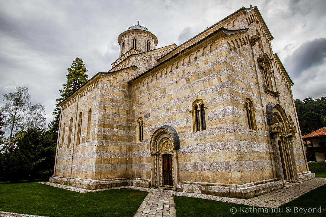 Visoki Decani Monastery Decani Kosovo (9)
