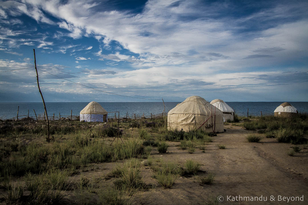 What to do on and around Lake Issyk-Kul in Kyrgyzstan