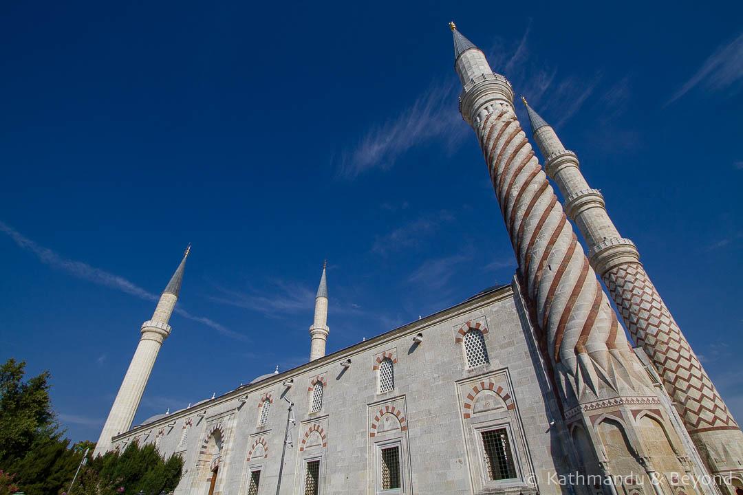 Uc Serefeli Mosque Edirne Turkey-2