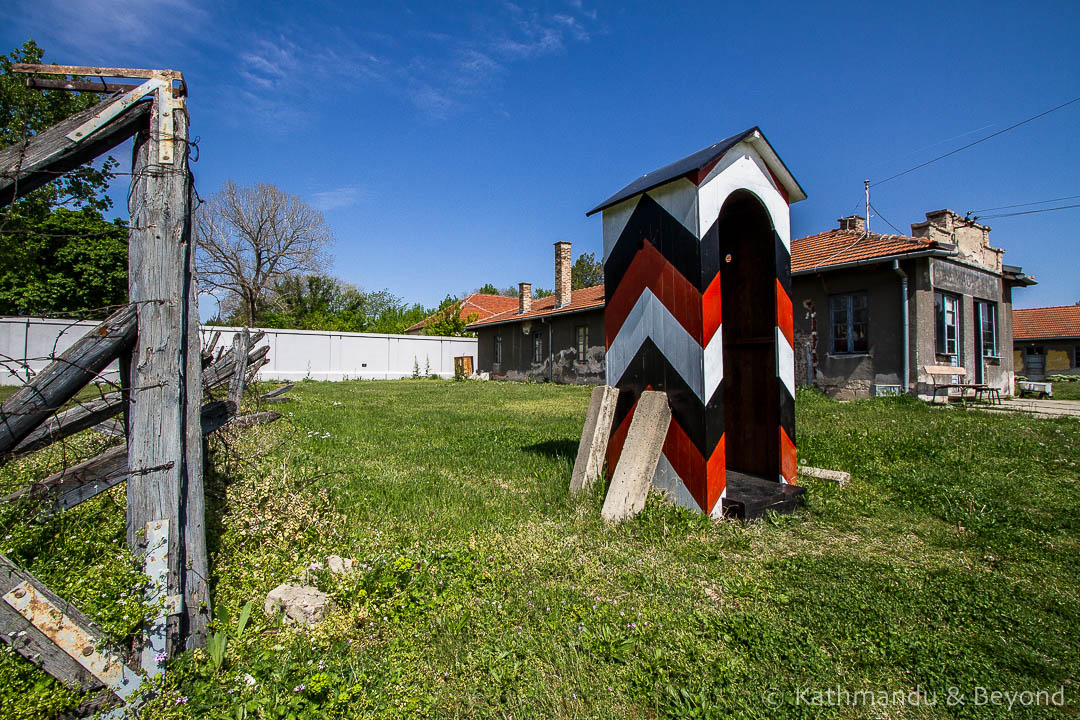 Crveni Krst (Red Cross) Concentration Camp Nis Serbia-28