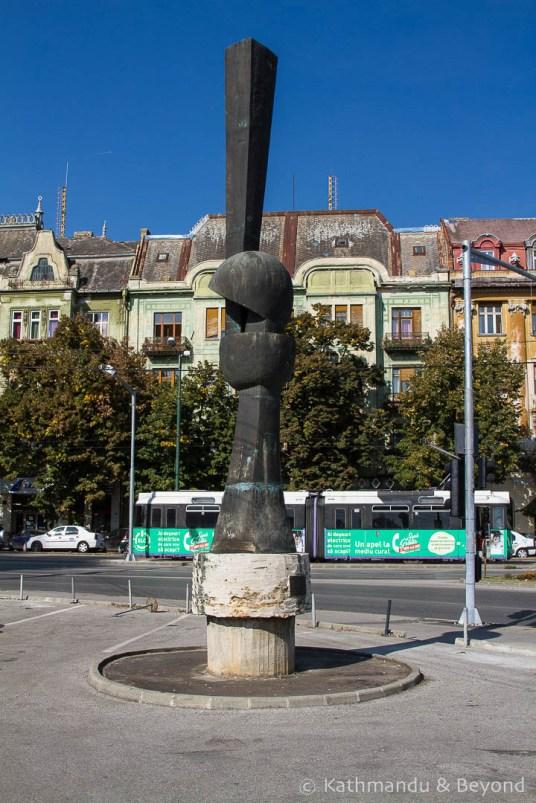 Evolutie Monument in Timisoara