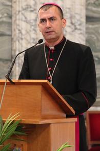 Erzbischof Amel Shamon Nona