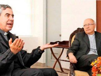 Chiles Bischöfe berichten nach ihrem Besuch in Rom, daß Papst Franziskus ein