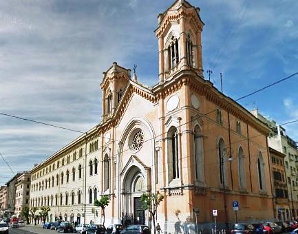 Das Studienzentrum soll in der Nähe zum Lateran entstehen