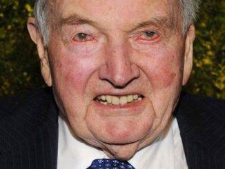 David Rockefeller, bereits hochbetagt, gehörte zu den Aktivsten internationalen Förderern der Abtreibungsorganisationen
