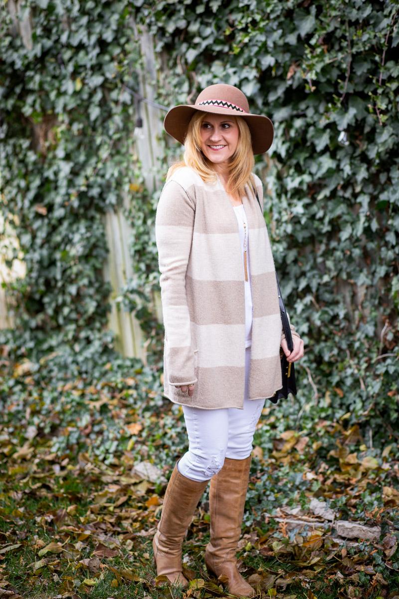 Shades of Tan and White by Kathrine Eldridge, Wardrobe Stylist
