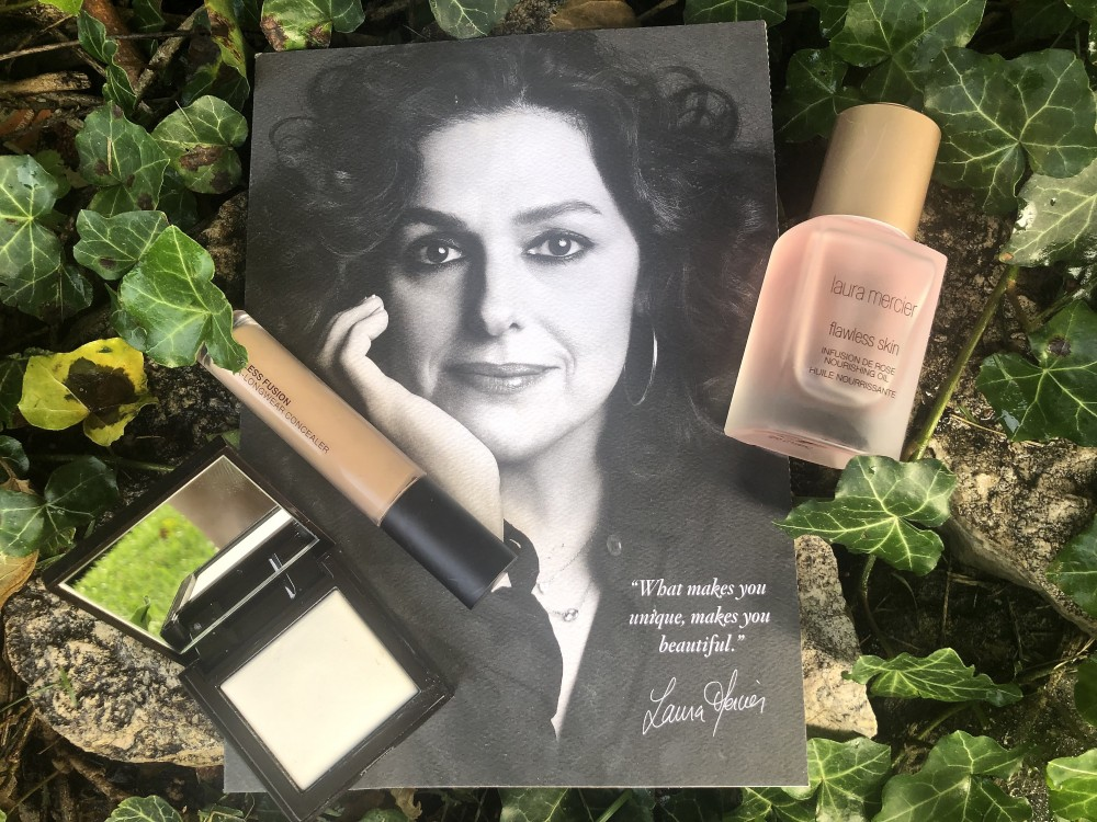 Sharing products that I recently bought from Laura Mercier.