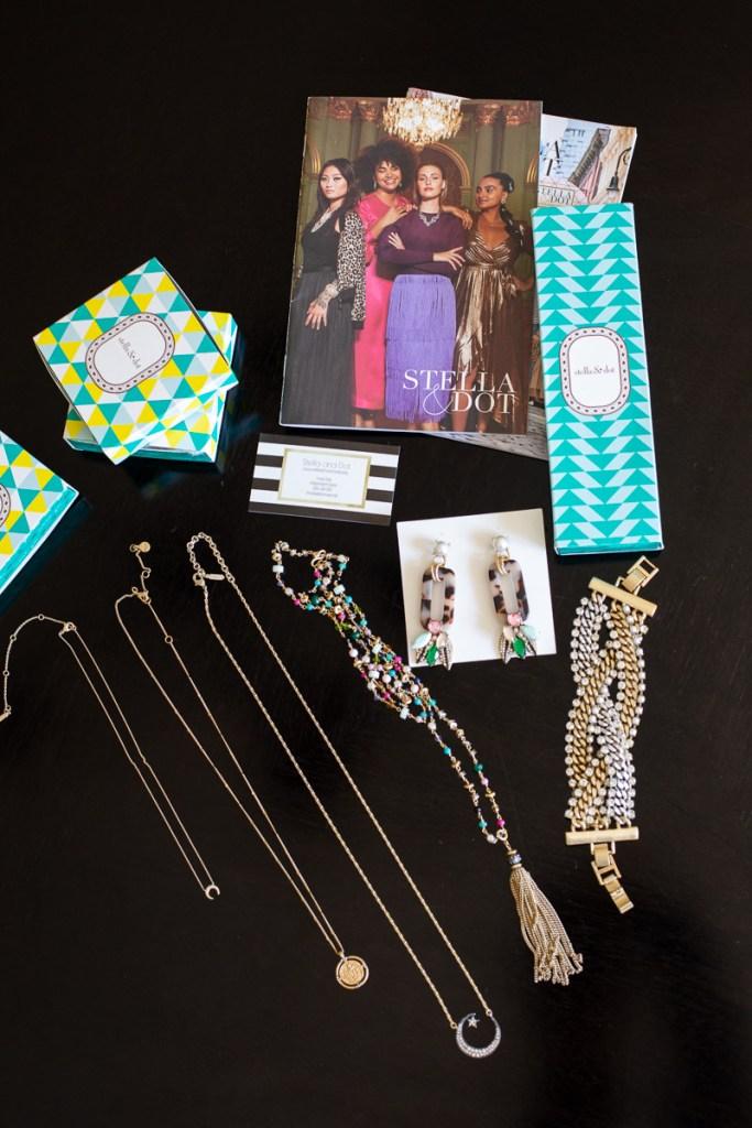 Stella & Dot Jewelry Love by Kathrine Eldridge, Wardrobe Stylist